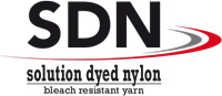 Tapijt van Solution Dyed Nylon